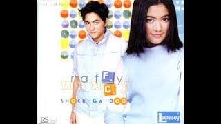 SHOCK GA DOOF - Raffy & Nancy | MV Karaoke