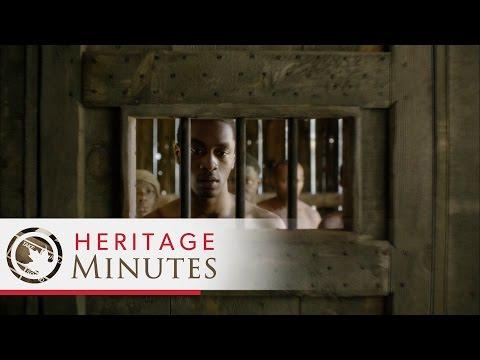 Heritage Minutes: Richard Pierpoint