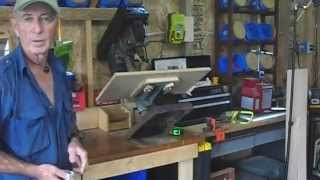 Building The Basic Drill Press Table Fence Ep. 3