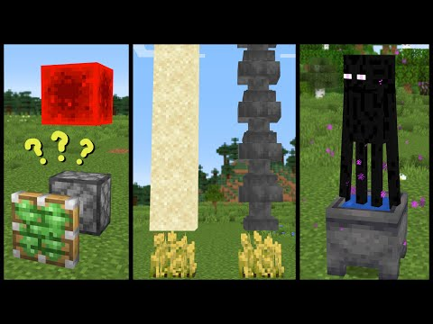 Things in Minecraft that make NO sense!