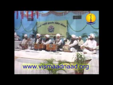 Raag Malaar : Bhai Amrik Singh Zakhmi  - Adutti Gurmat Sangeet Samellan 2011