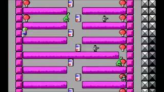 Commander Keen 1 - Invasion of the Vorticons: Marooned on Mars [RetroGame Walkthrough]
