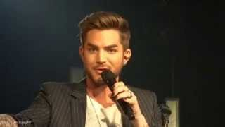 talc hd   adam lambert   another lonely night from the original high   iheartradio music theater