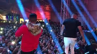 Rakim & Ken-Y - Tonta (En Vivo) 2018