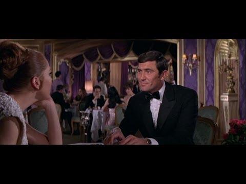 007 REVIEWS On Her Majesty's Secret Service (1969) AKA RANT