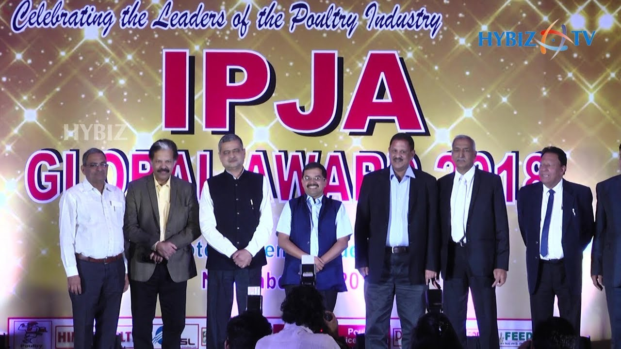 IPJA Global Award 2018 | Poultry India 2018