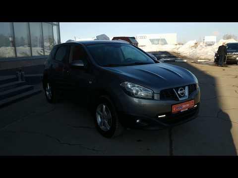 Купить Nissan Qashqai (Ниссан Кашкай) 1.6 2013 г с пробегом бу в Саратове Автосалон Элвис Trade In