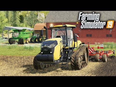 FS19- THE CHALLENGER FOUND ITS HOME & IS...