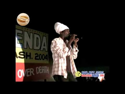 Chuck  fender birthday bash 2004 with Cocoa Tea ,Richie Spice,Natural Black ,Anthony B and more