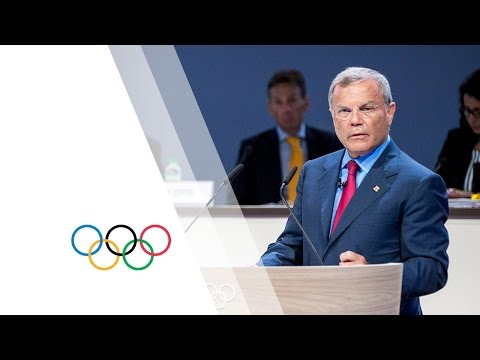 Sir Martin Sorrell's Key Note Speech to the 128th IOC Session in Kuala Lumpur