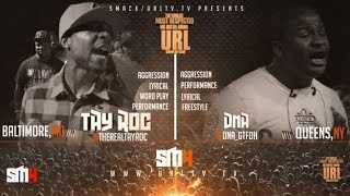 obr ep 55 tay roc vs dna recap