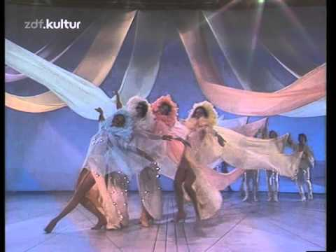 ZDF Starparade Ballet - Concorde - Starparade TX: 05/06/1980