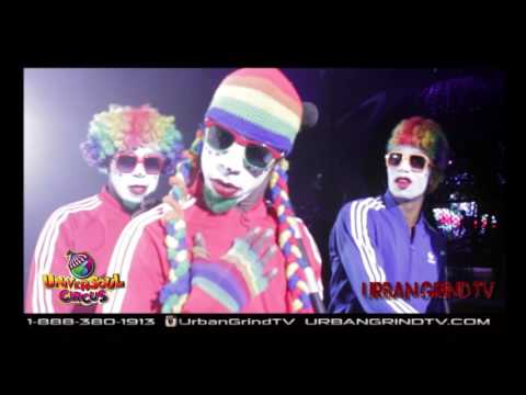 @UrbanGrindTV   UniverSoul Circus Chicago