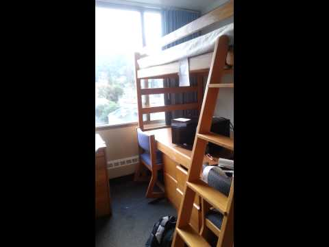 UC Berkeley Triple Dorm Room (Moving out!)