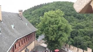Карлштейн замок в Праге Karlštejn(Спасибо за лайк и подписку на канал! Карлштейн (Karlštejn; он же Карлув Тын) — готический замок, возведённый..., 2014-06-15T22:01:33.000Z)