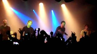 When I'm Gone - Simple Plan (relentless Garage, London - 8th June 2011)