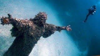 10 Niezwykłych podwodnych miejsc na ziemi