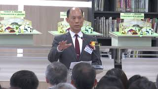 Publication Date: 2020-08-18 | Video Title: 新圖書館開幕禮(10-10-2019)