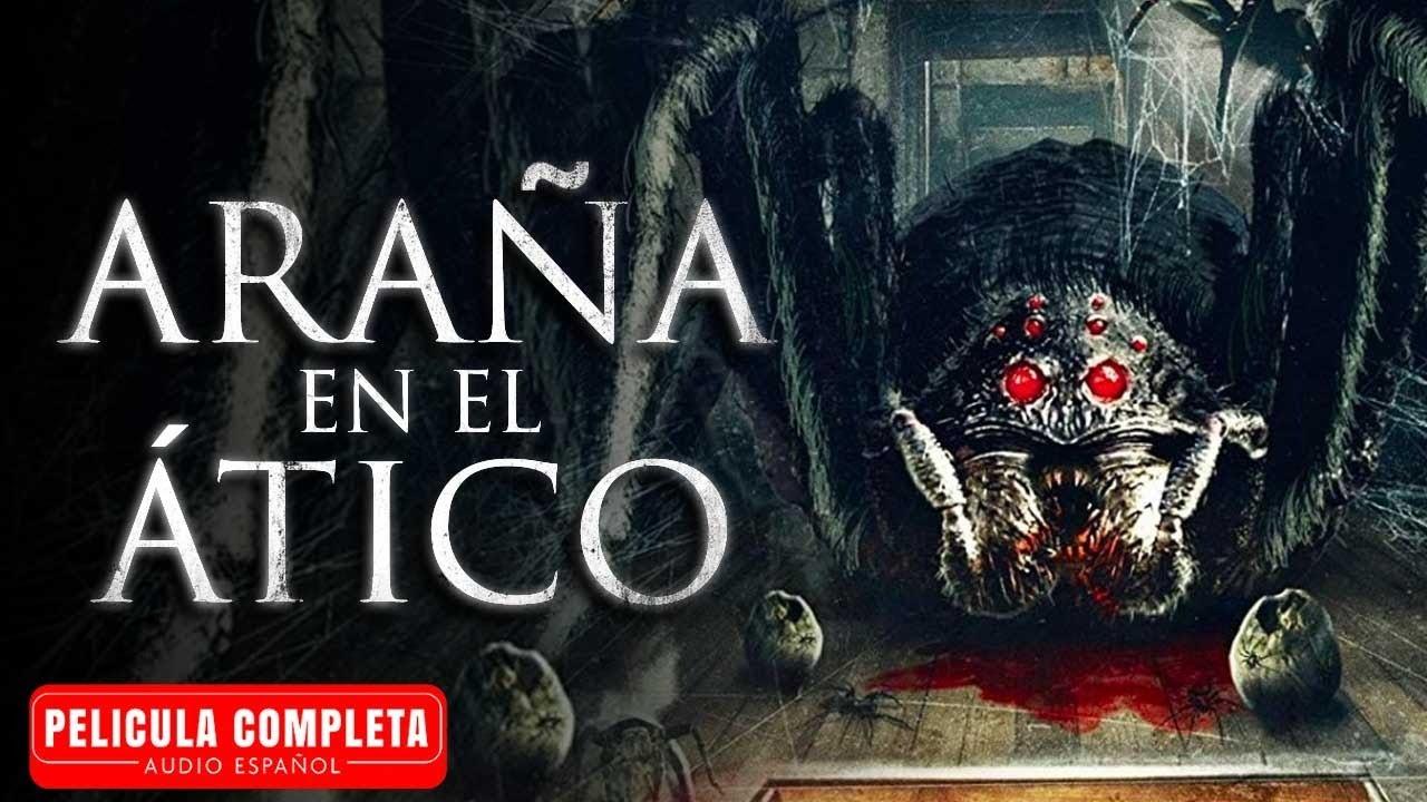 ARAÑA EN EL ÁTICO   ESTRENO 2021   PELICULA COMPLETA EN ESPANOL LATINO