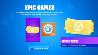 Redeem FREE 1,200 V-Bucks in Fortnite (AVAILABLE NOW)