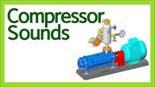 Air Compressor Sound Effect, 콤프레샤