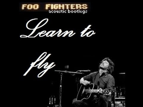 Learn To Fly - Foo Fighters - Lyrics - YouTube