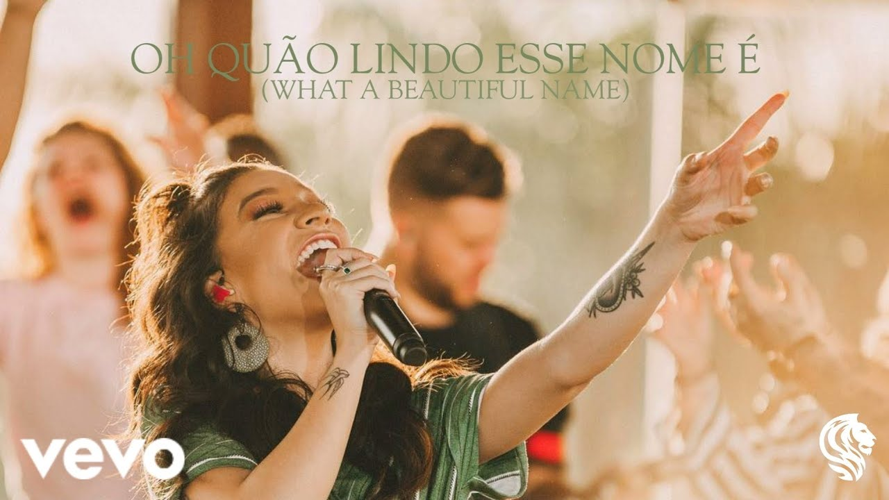 Kemuel feat. Priscilla Alcantara - Oh Qu茫o Lindo Esse Nome 脡 (What a Beautiful Name)