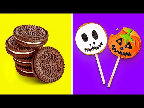 17 FUNNY DESSERTS FOR HALLOWEEN PARTY