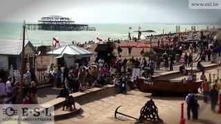Séjour linguistique à Brighton, Angleterre