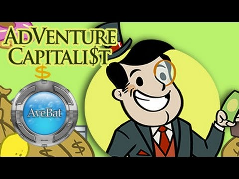 Casually Slacking with AdVenture Capitalist Gameplay 1080p 60fps