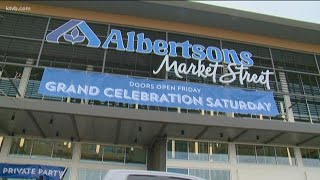 Check out the new Market Street Albertsons store in Meridian