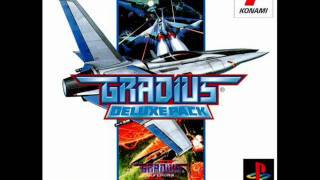 Gradius Deluxe Pack - SELECT (title theme)