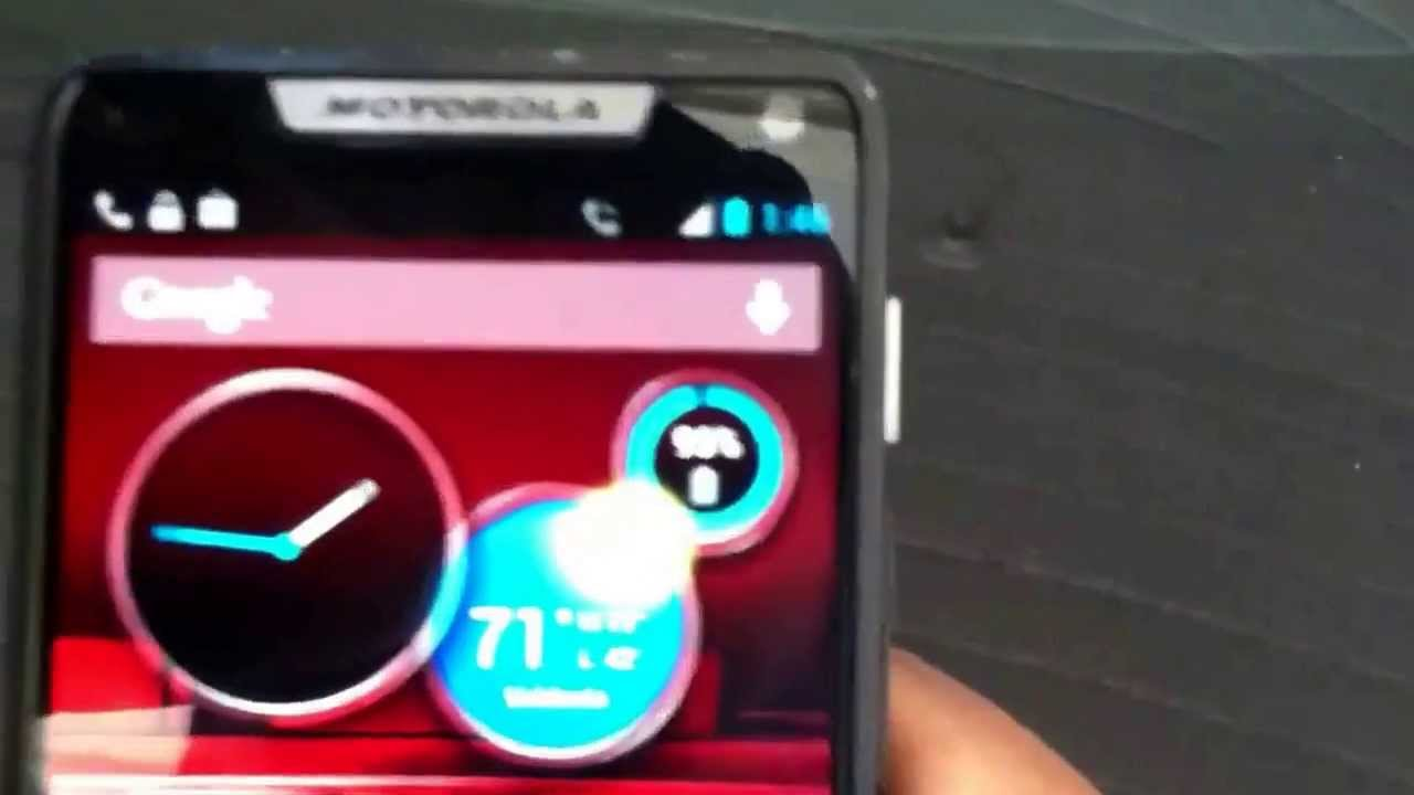 How To Flash A Droid Razr M To Page Plus With 3g