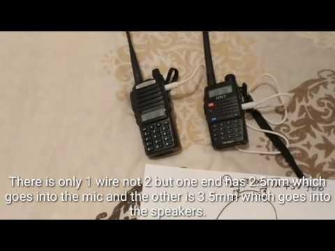 How To Make Your Walkie Talkies Work As Repeaters In Urdu