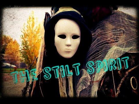 Stilt Spirit - Halloween 2014