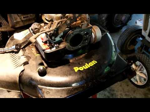 Briggs engine - No compression diagnosis and repair