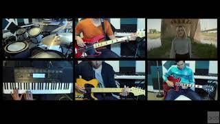 salmo 23  un corazon ft marco barrientos demo por studio arod  guitarra  piano  bajo  bateria