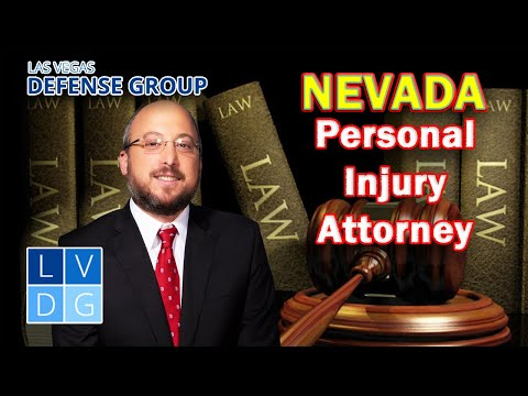 Personal Injury Attorney in Nevada - Las Vegas Defense Group