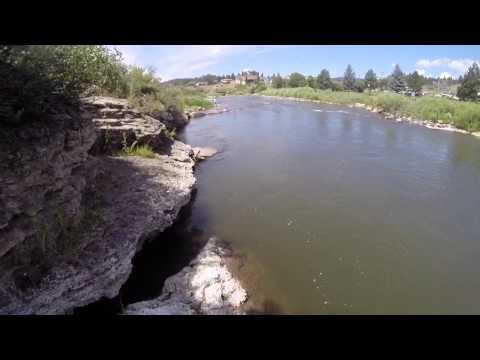 Pagosa Springs Colorado San Juan River Trout Fishing