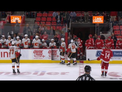 Matthew Tkachuk suspended one game for unsportsmanlike conduct