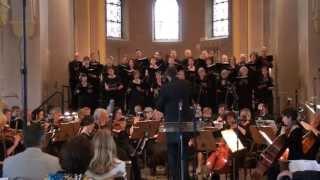 Felix Mendelssohn-Bartholdy - Der 42. Psalm - Kantatengottesdienst im Kissinger Sommer 2013