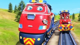Chuggington | Rocky Ridge Rescue Compilation | Kids Cartoon | Videos for Kids | Kids Movies