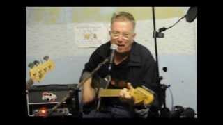 Tom Robinson 2-4-6-8 Motorway @ Kleine Schweine Album recording session