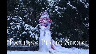 The Last Queen of Faeries - BTS - Fantasy Photo Shoot