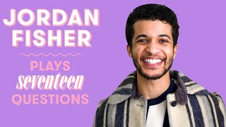 Jordan Fisher Reveals The Hardest Part About Dancing With the Stars | 17 Questions