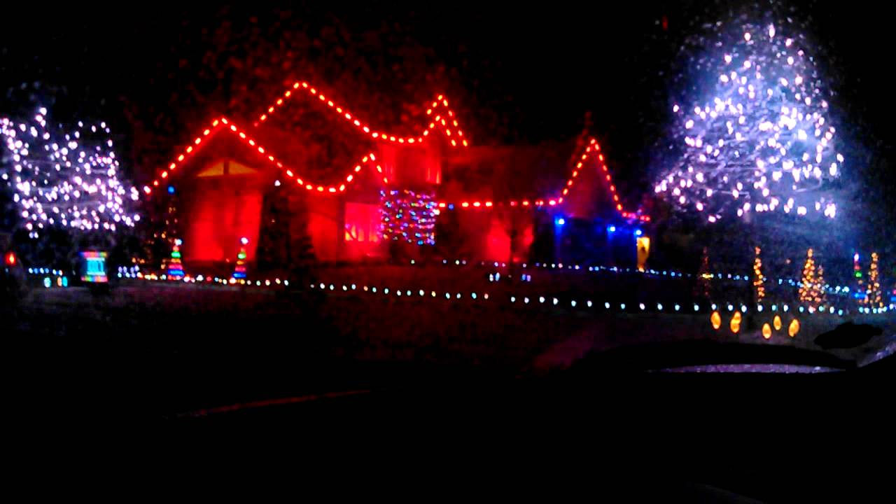 christmas light show in waterford michigan - Christmas Light Show Michigan