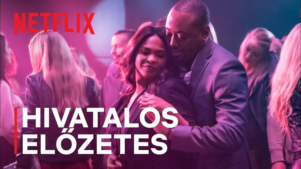 Halálos viszony Nia Long + Omar Epps szereplésével | Hivatalos előzetes | Netflix