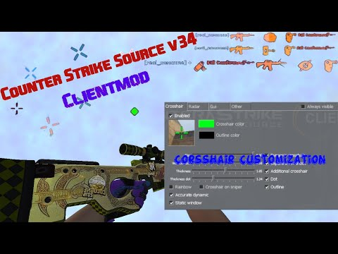 [Clientmod] How To Install Clientmod For Css V34 (Counter Strike Source CSS V34 Update)