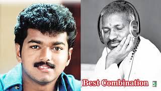 Best Combination Ilayaraja with Vijay Super Hit Audio Jukebox