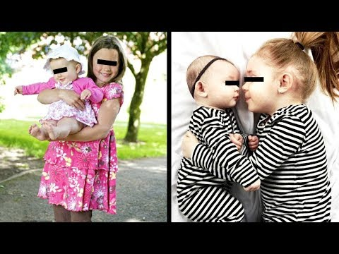 Die 10 Jüngsten Mütter der Welt!